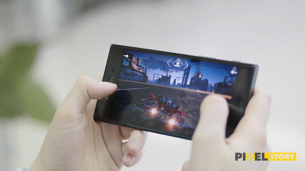 Обзор Sony Xperia XZ - игры и производительность