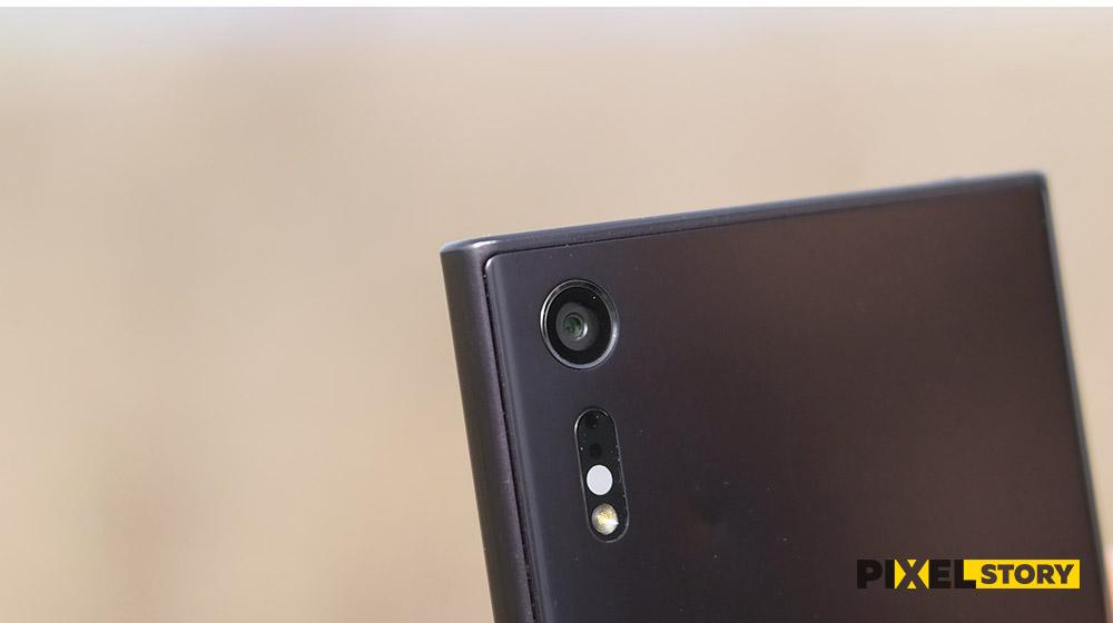 Обзор Sony Xperia XZ - основная камера