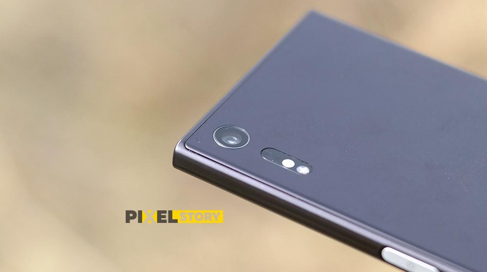Обзор Sony Xperia XZ - камера и датчики