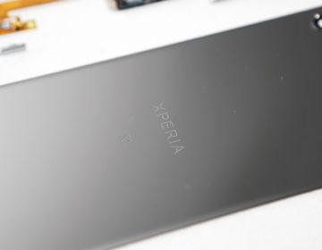 Разборка Sony-Xperia-XZ-Premium
