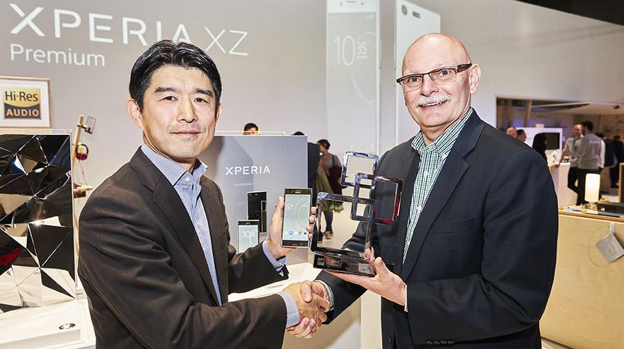 Xperia XZ Premium - лучший смартфон MWC 2017