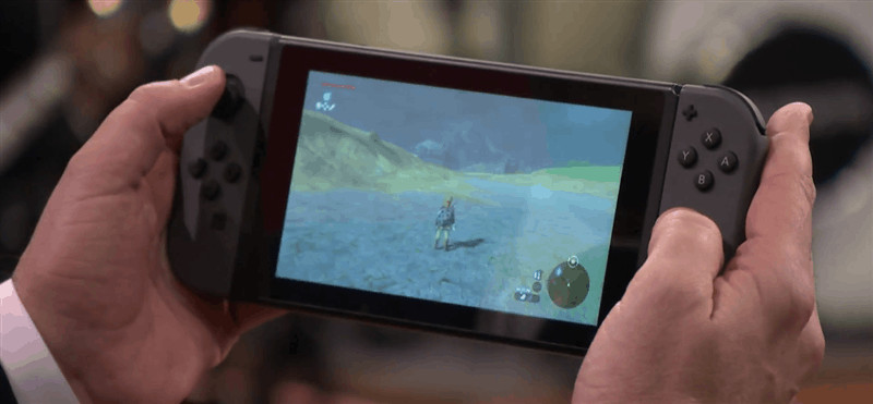 The Legend of Zelda: Breath of the Wild на Nintendo Switch
