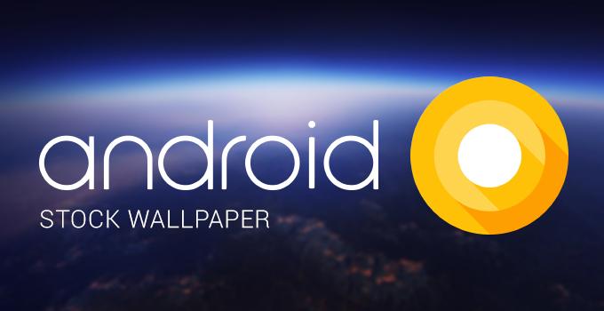 Скачать обои Android O