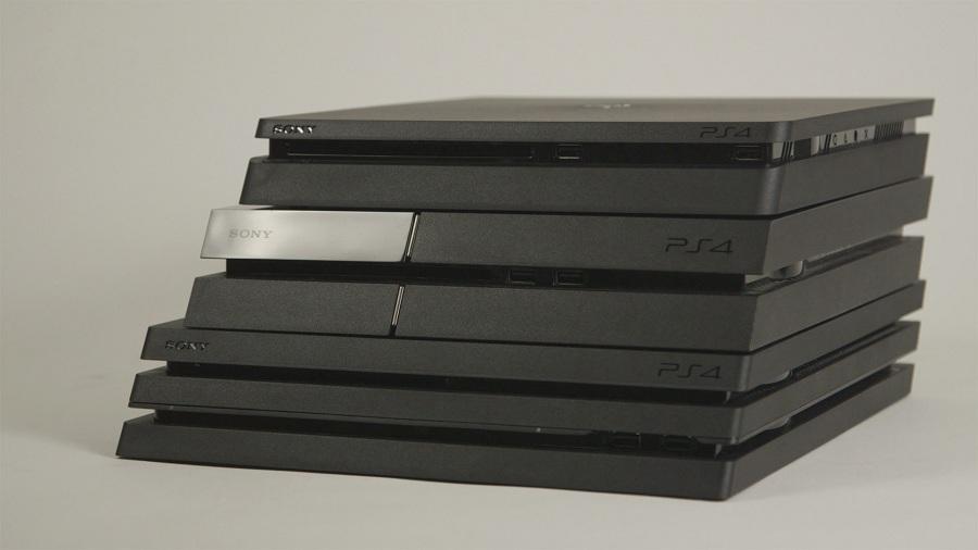 Что выбрать - PS4, PS4 Slim и PS4 Pro