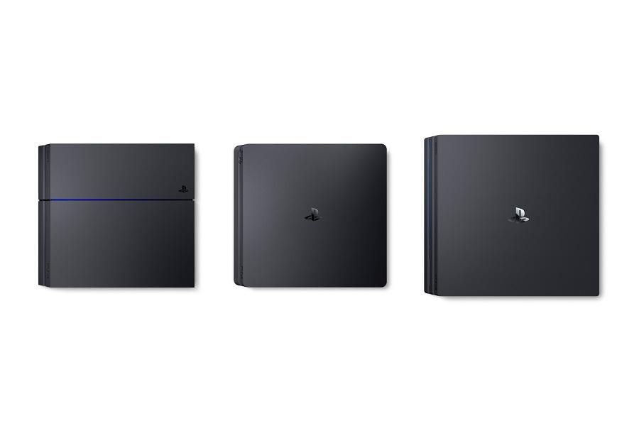 Характеристики PS4, PS4 Slim и PS4 Pro