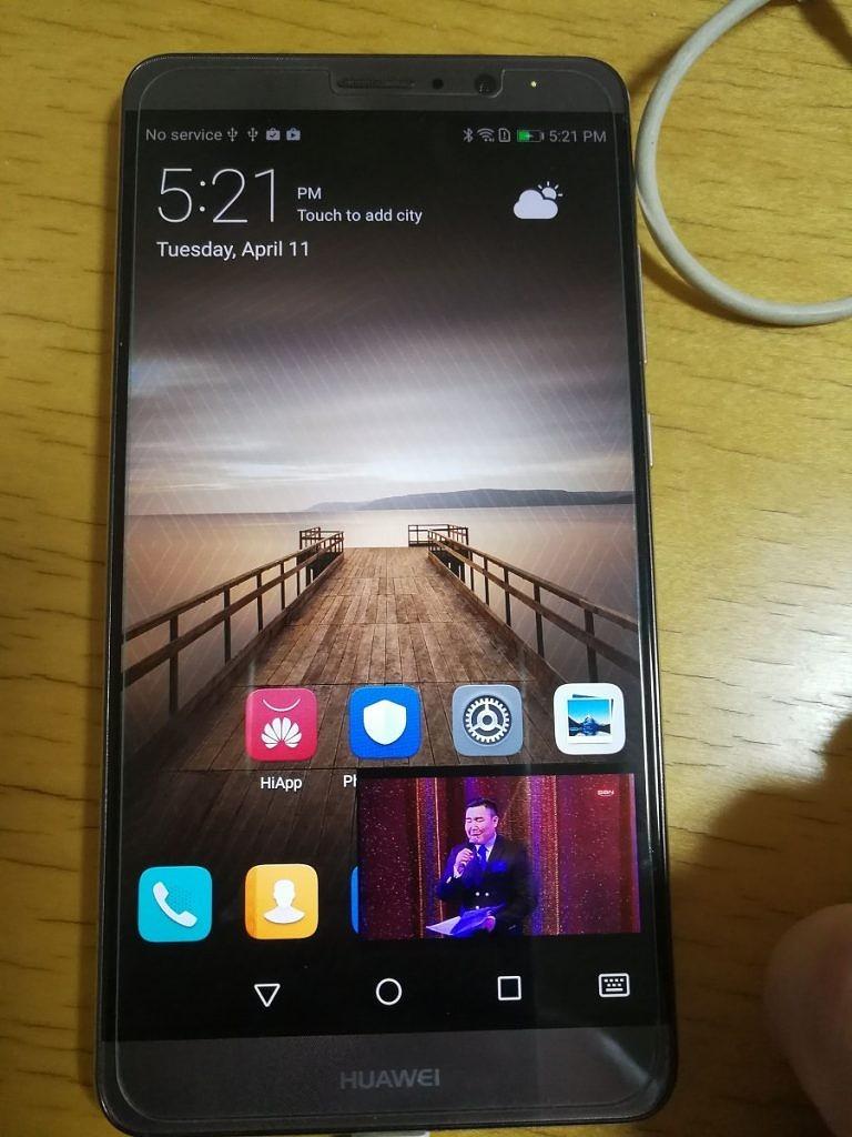 Huawei Mate 9 на Android O