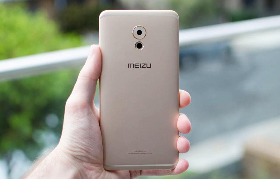 ТОП-5 смартфонов - Meizu Pro 6 Plus
