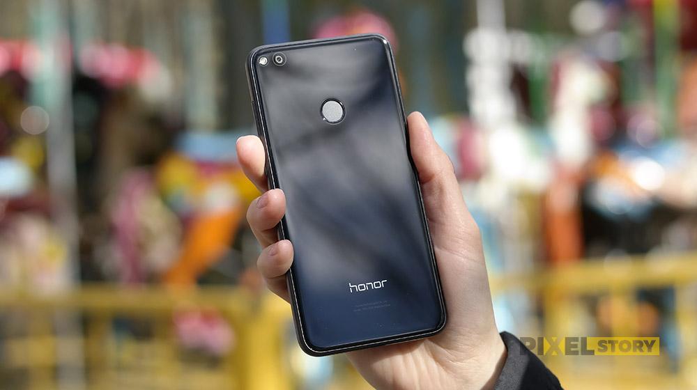 Обзор Honor 8 Lite - стеклянный задник