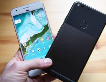 Срок поддержки Google Pixel и Pixel XL