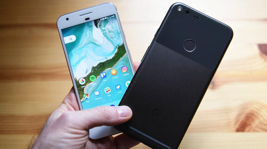 Google Pixel — простота и надежность