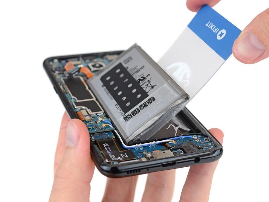 разборка Samsung Galaxy S8