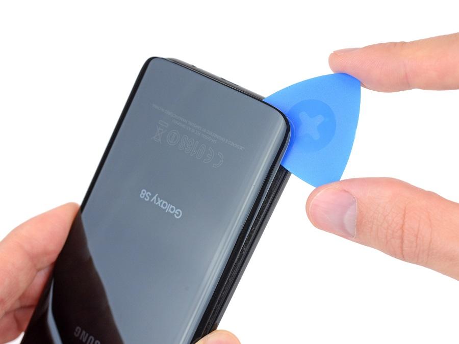 как чинить Samsung Galaxy S8