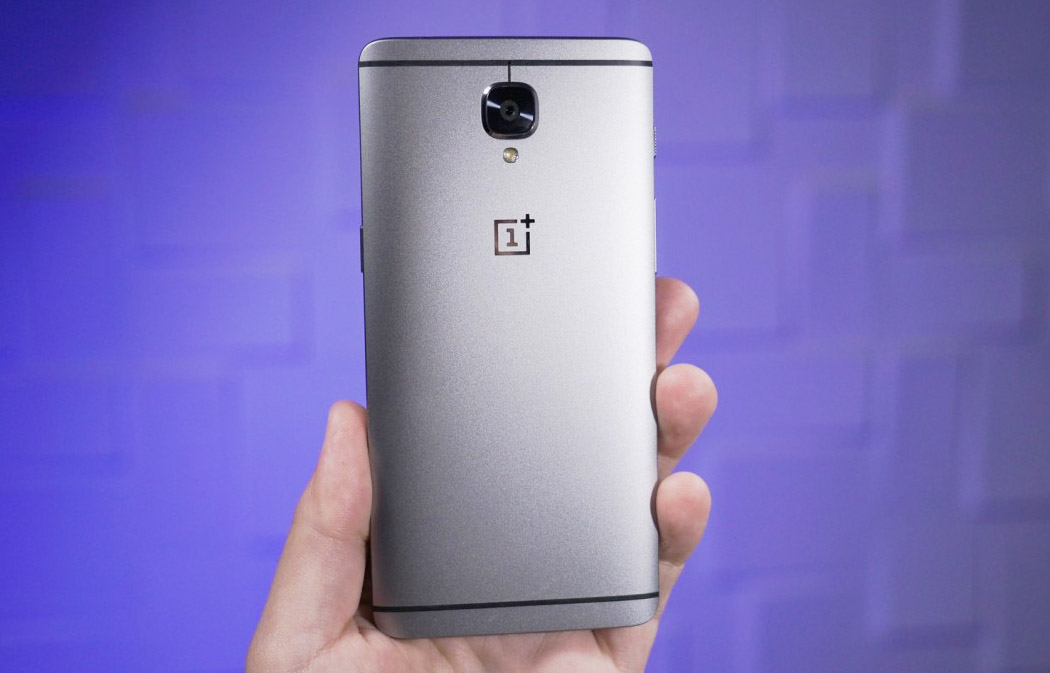 ТОП-5 смартфонов - OnePlus 3T 64 Гб