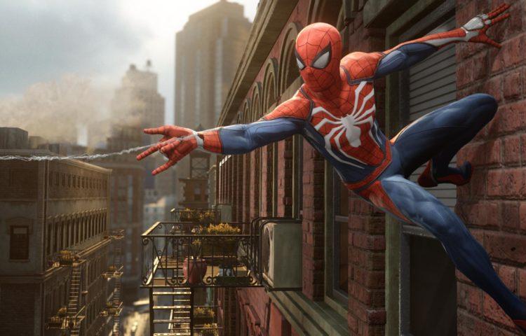 дата выхода Spider-Man для PS4