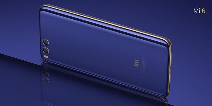 Анонс Xiaomi Mi 6 - дизайн