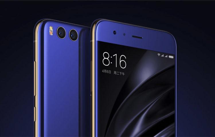 Анонс Xiaomi Mi 6 - дизайн и характеристики