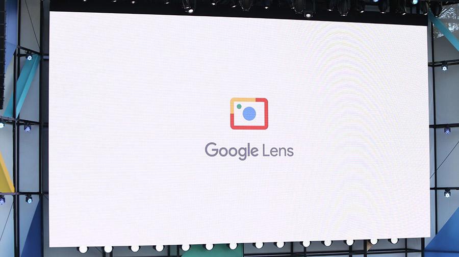 анонс google lens