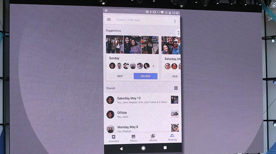 Новый Google Photos