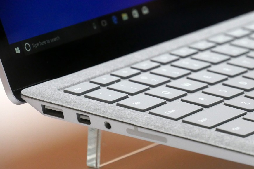 Surface Laptop алькантара