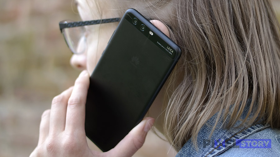 Обзор Huawei P10 Plus - качество связи