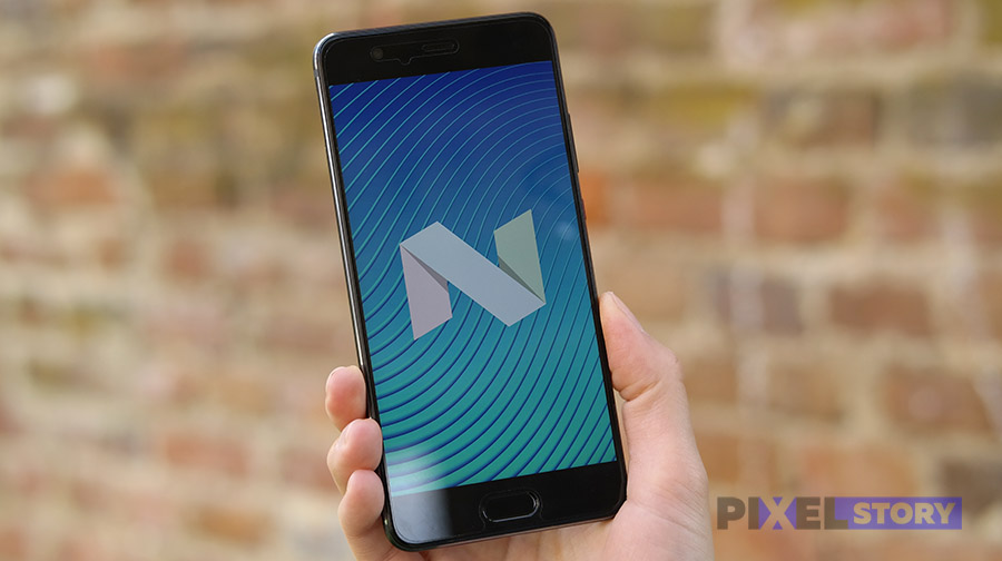 Обзор Huawei P10 Plus - Android 7.0 Nougat