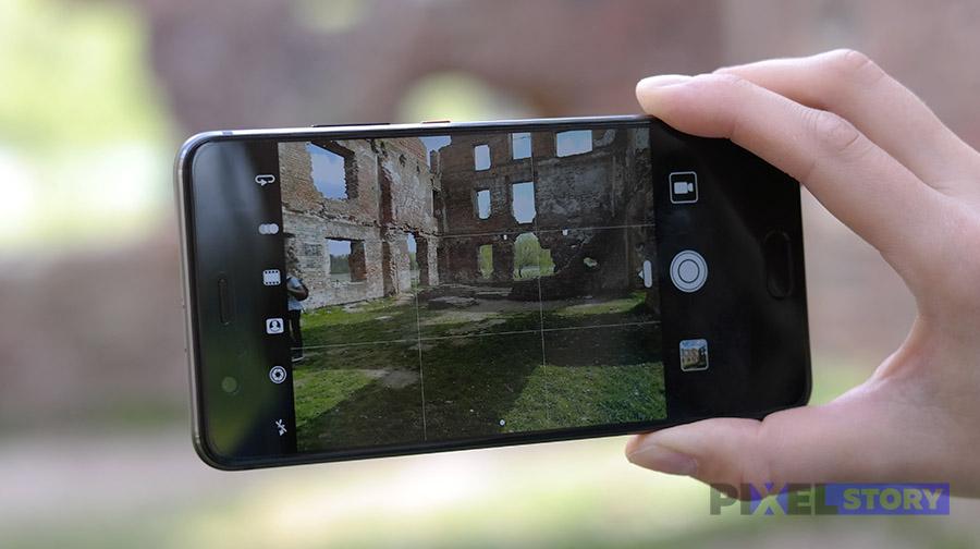 Обзор Huawei P10 Plus - как снимает телефон