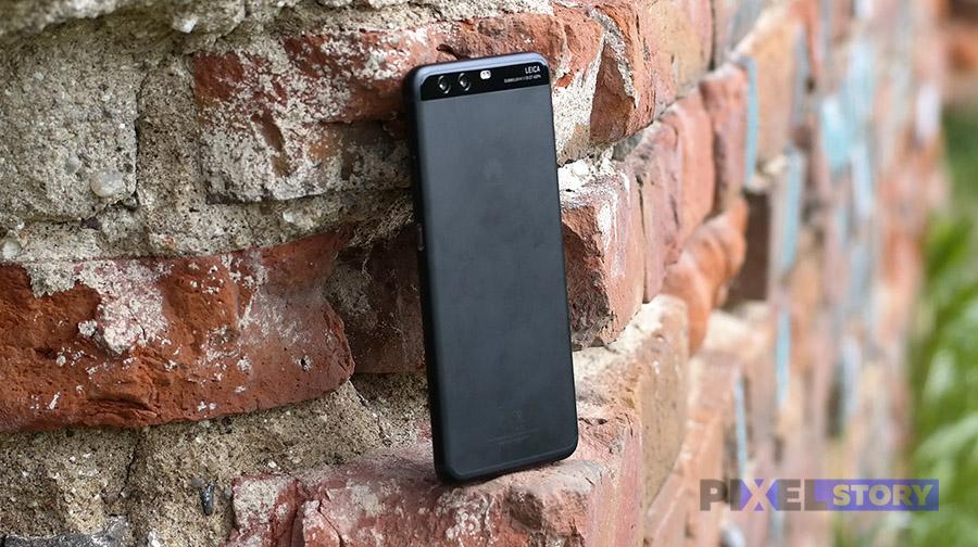 Обзор Huawei P10 Plus - дизайн