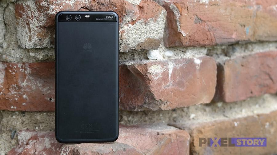 Обзор Huawei P10 Plus и кирпичи