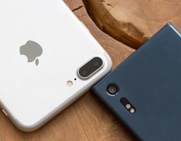 Сравнение камер Sony Xperia XZ Premium и iPhone 7 Plus