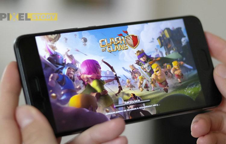 Почему мобильные игры говно?
