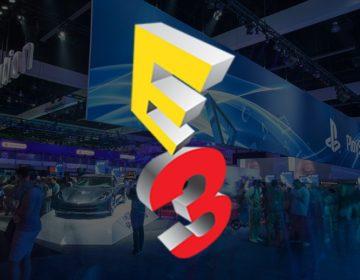 Игровые трейлеры с E3 2017
