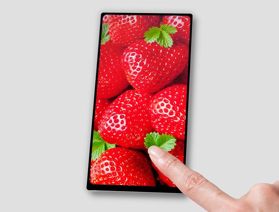 Новый экран для флагманов Sony Xperia