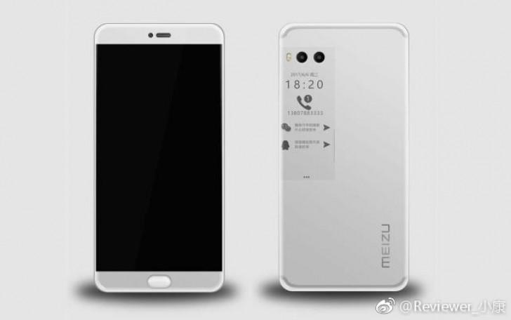 Внешний вид Meizu Pro 7