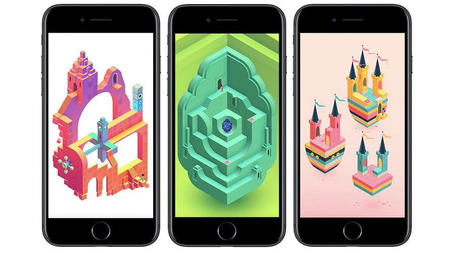 Monument Valley 2 уже на iOS