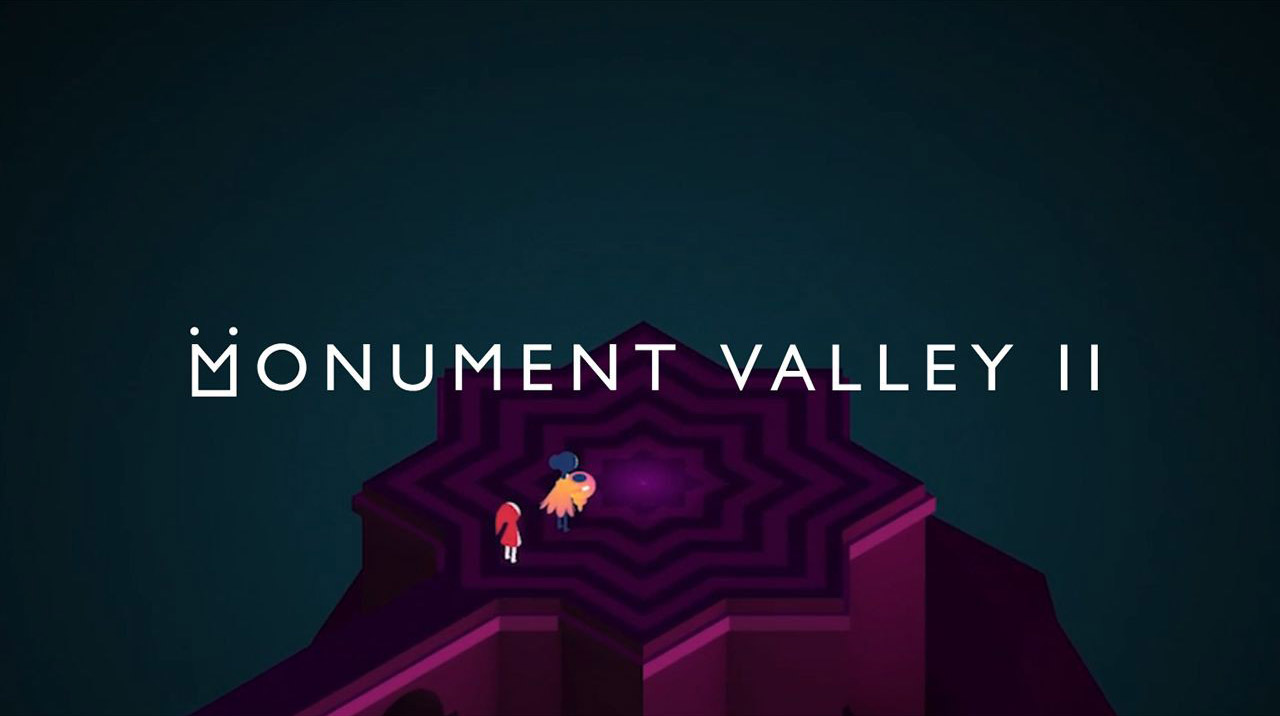 Monument Valley 2 лого