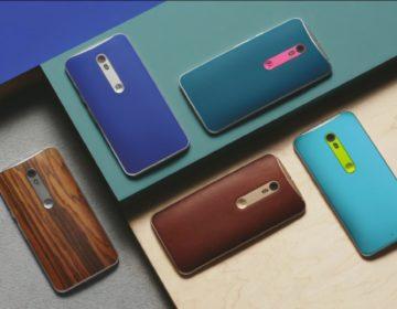 Обновление Android 7.0 Nougat для Moto X Style