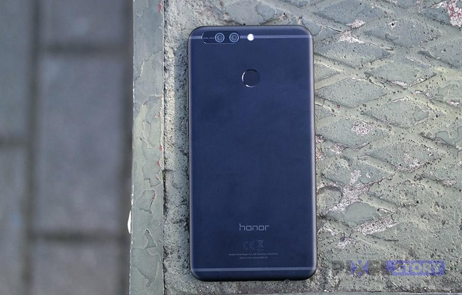 Дизайн Honor 8 Pro
