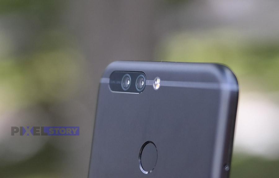 Обзор Honor 8 Pro - качество камеры