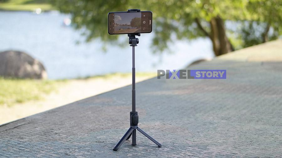 Обзор монопод-штатива Xiaomi Mi Tripod Selfie