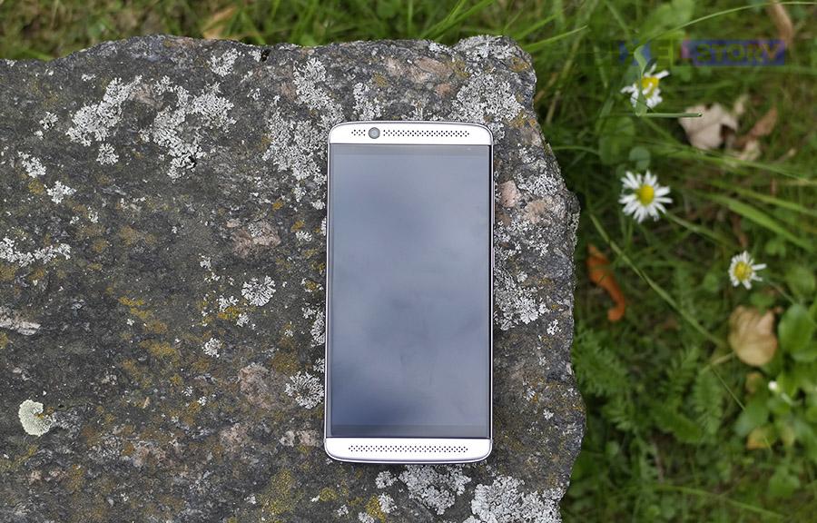 Внешний вид ZTE Axon 7 mini