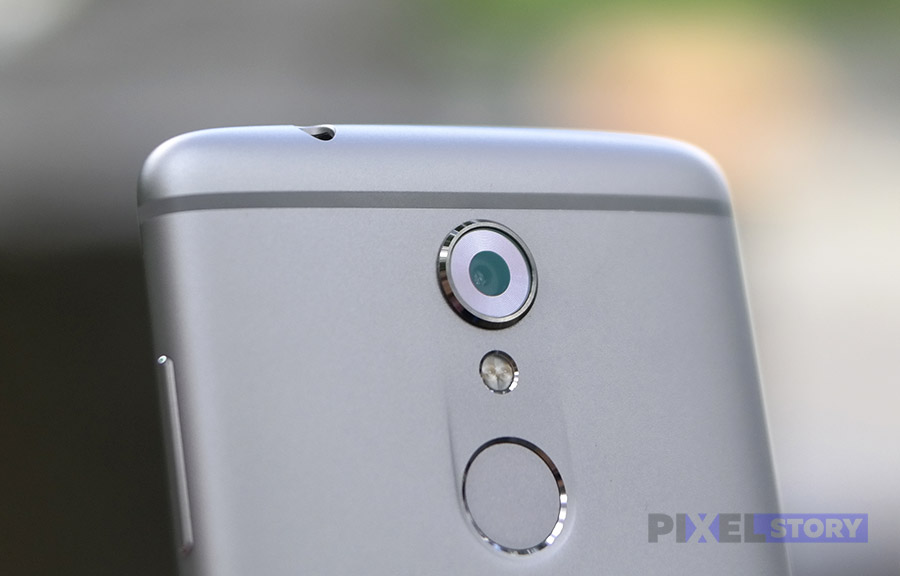 Камера ZTE Axon 7 mini