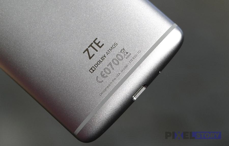 Обзор ZTE Axon 7 mini - дизайн из США