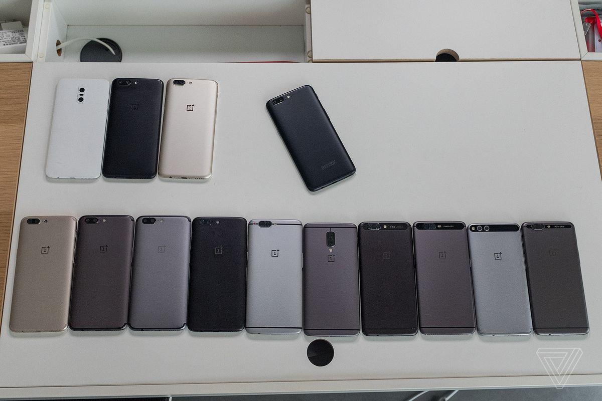 Дизайнерские потуги OnePlus