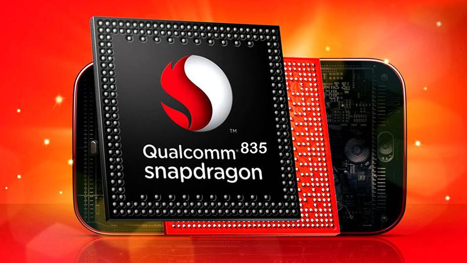 Snapdragon 835 у Xperia XZ Premium