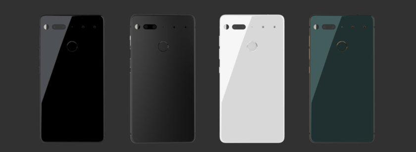 Essential Phone все цвета