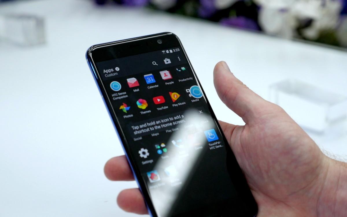 мощность HTC U11