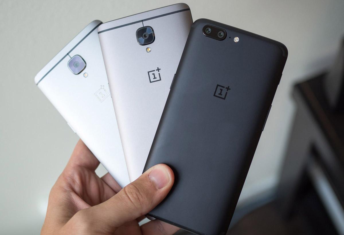 Что купить - OnePlus 5 или OnePlus 3T?