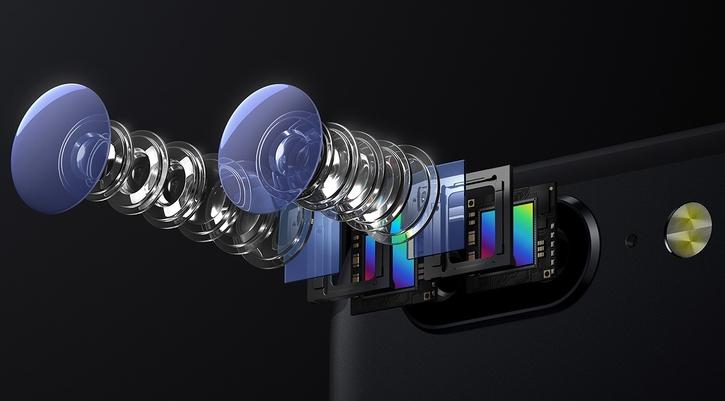 Двойная камера OnePlus 5 - полный провал