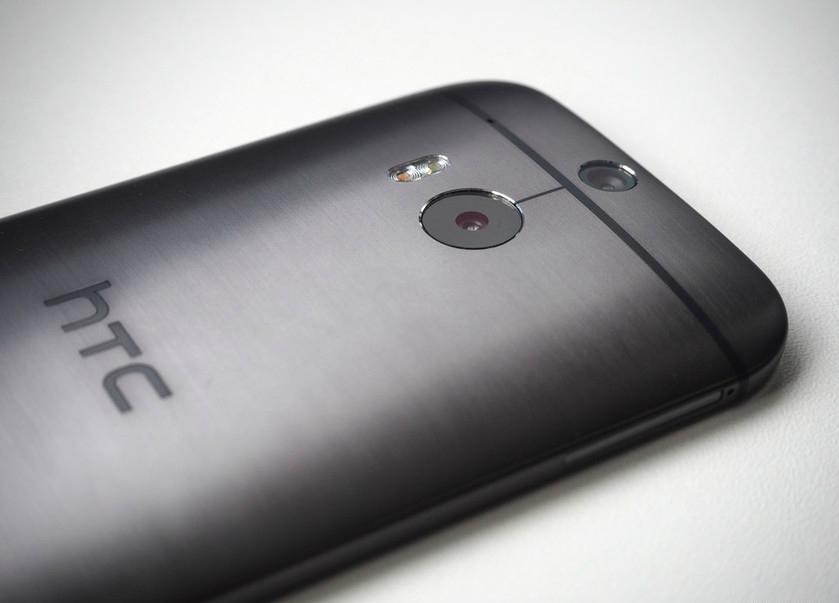 двойная камера, HTC One (M8)