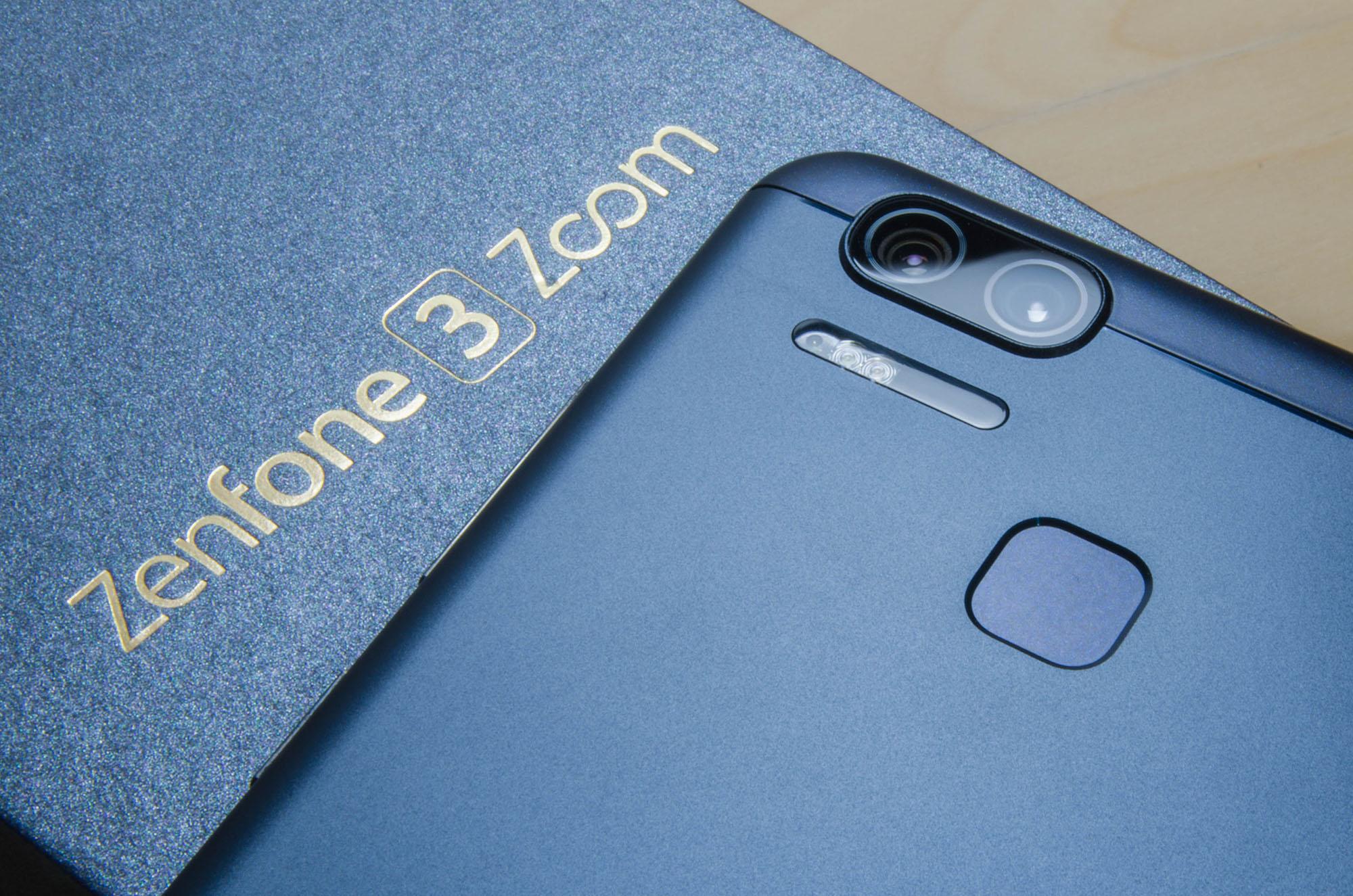 камерофон, ASUS ZenFone 3 Zoom